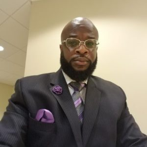 Pastor Anthony Oliver Advisor