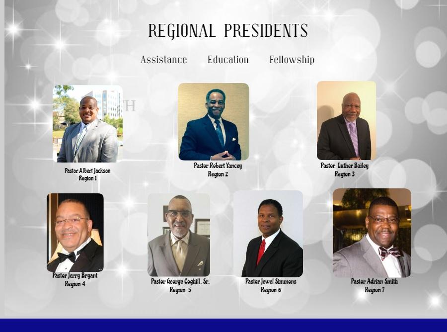 Regional 1 President for NVBA122019